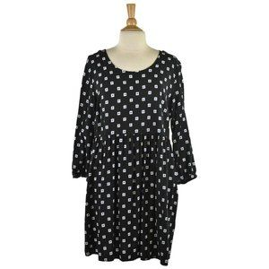 Old Navy Fit & Flare XL Black